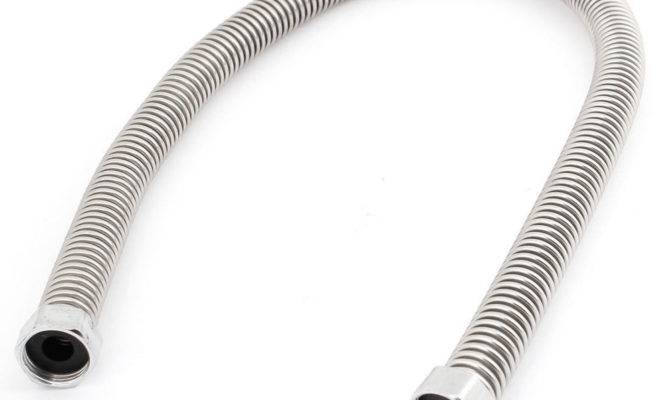 Female Thread Flexible Water Heater Connector Pipe