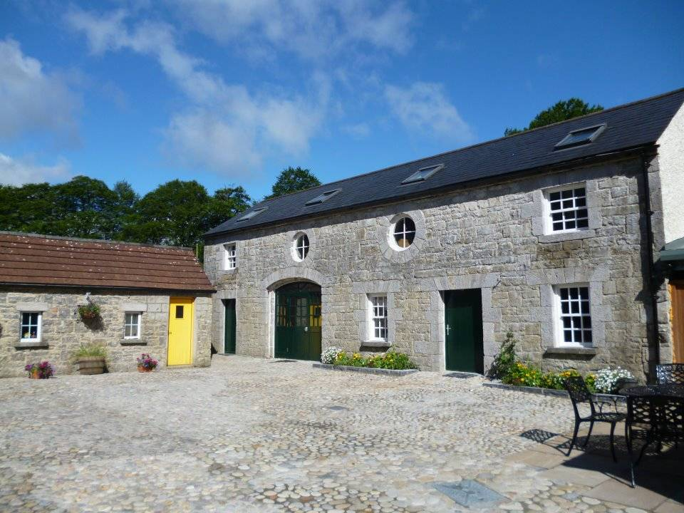 Fenagh Ballinamore Leitrim Old Rectory Bed Breakfast
