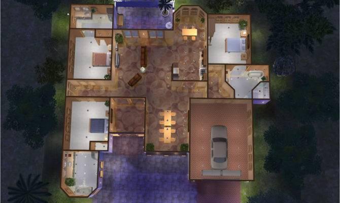 Ferretti House Plan Pin Sater Design