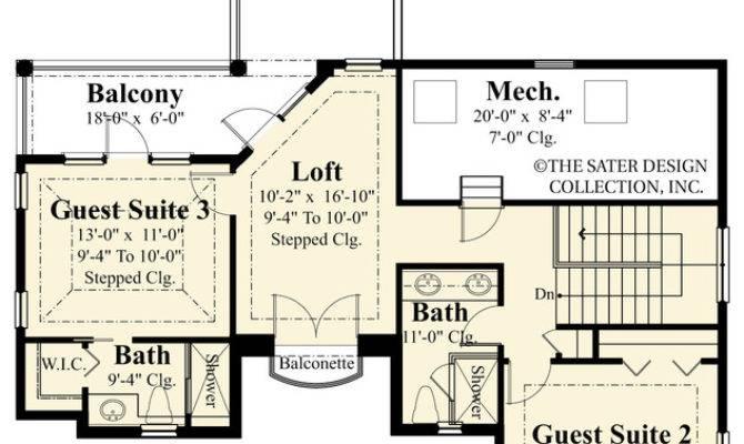 Ferretti House Plan Sater Design Collection