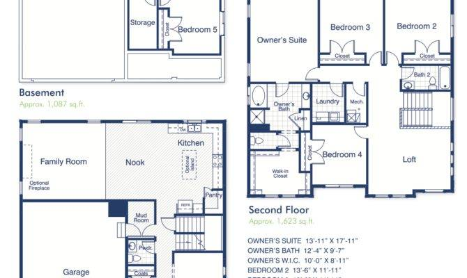 Fieldstone Homes Utah Floor Plans House Design