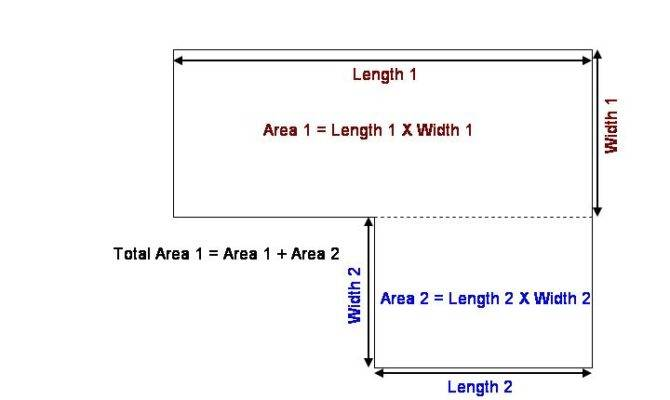 Find Square Footage House Home Deco Plans