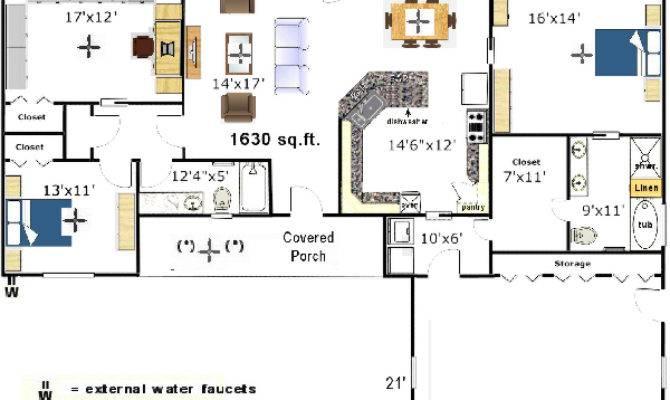 Finding Floor Plan