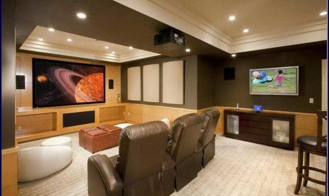 Finished Basement Ideas Small Sized Room Advice