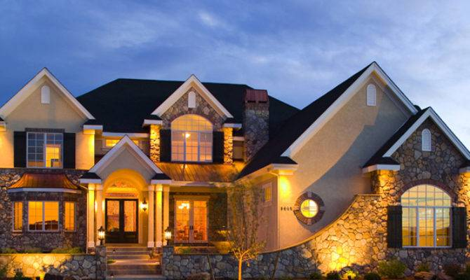Finley Country Luxury Home Plan House Plans