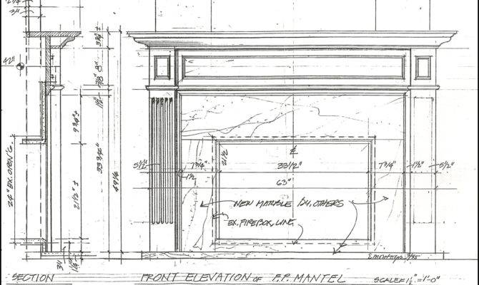 Fireplace Mantel Plans Neiltortorella