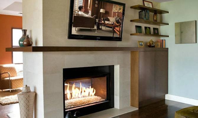Fireplaces Pinterest Modern
