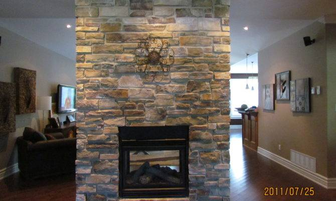 Fireplaces Rick Minnings Cultured Stone Work