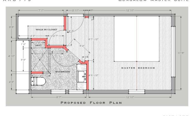 First Floor Master Suite Addition Plans Thecarpets