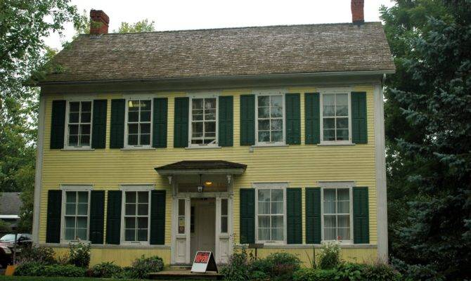 First Meeting House Federal Vernacular