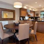 Fitzsimmons Walk Open Concept Modern Kitchen Dining Room