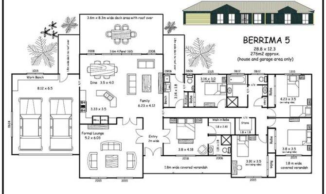 Five Bedroom House Plan Kenya Joy Studio Design