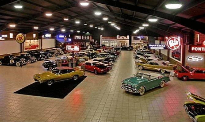Five Top Collector Car Garages General Steel