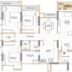 Flat Bedroom House Plans