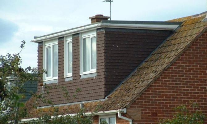 Flat Roof Dormers Attic Designs