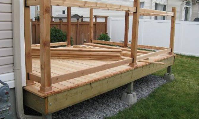 Floating Deck Plans Bing