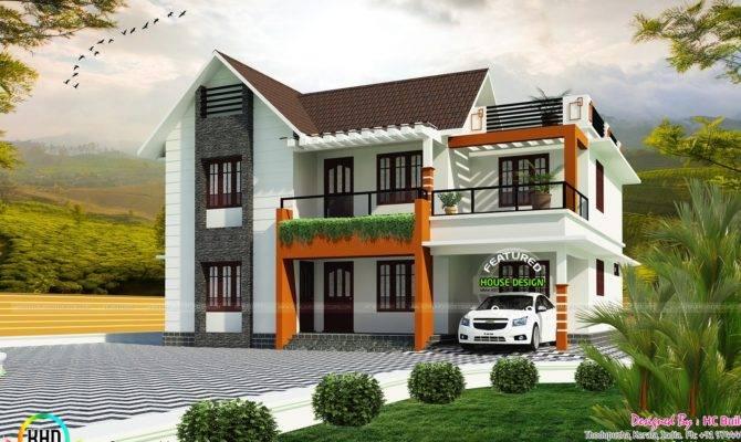 Floor House Plan Kerala Home Design