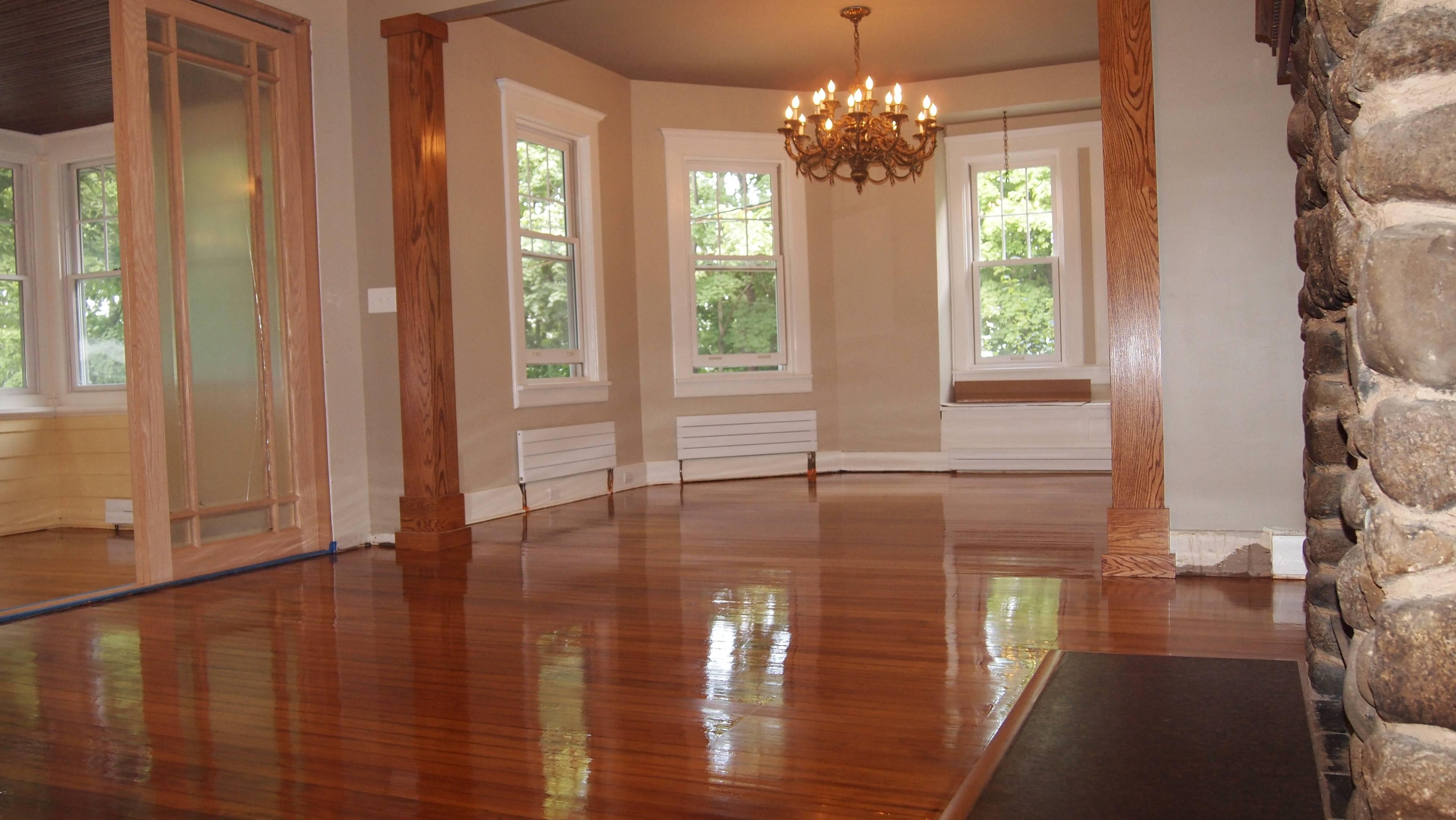 Floor Maintenance Wood Flooring Underlayment Types Wax