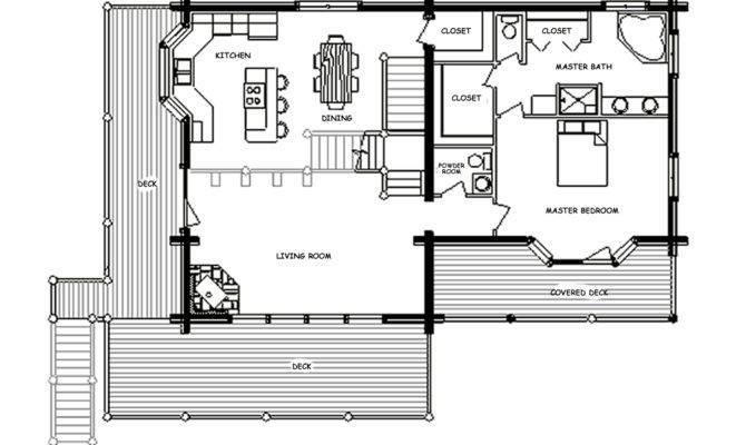 Floor Plan Design Chalet Plans Designs