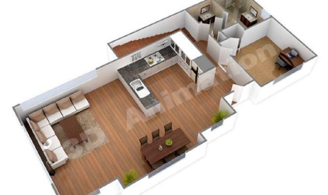 Floor Plan Designing Rendering India Interior House