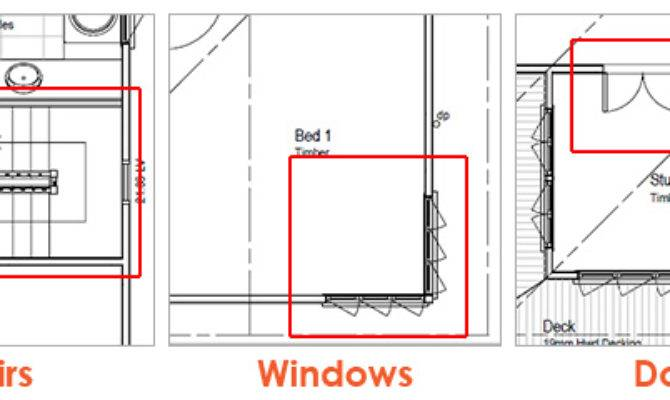 Floor Plan Doorstairwindow