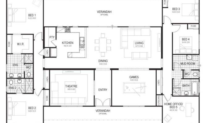 Floor Plan Friday Country Home All