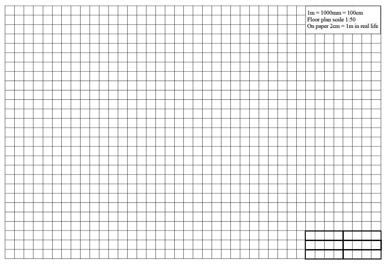 Floor Plan Graph Paper Lewisburg District Umc