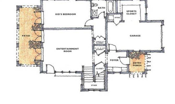 Floor Plan Hgtv Dream Home