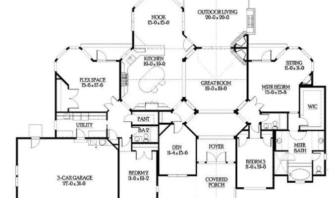 Floor Plan Ideas New Home Construction Pinterest