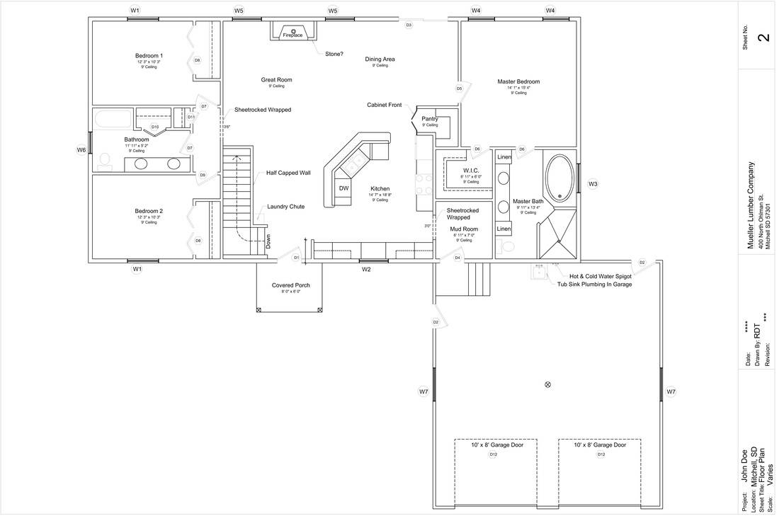 Floor Plan Ideas