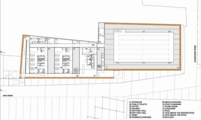 Floor Plan Indoor Pool Homedesignpictures
