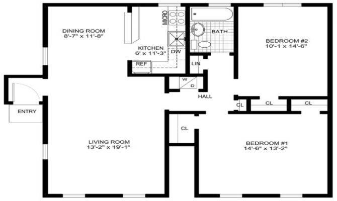 Floor Plan Layout Deentight