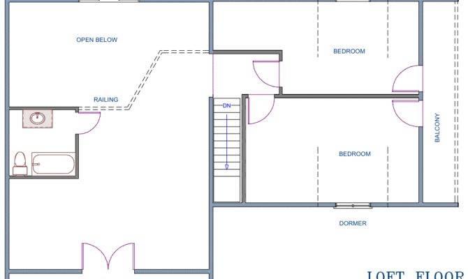 Floor Plan Loft