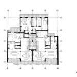 Floor Plan Residential Building