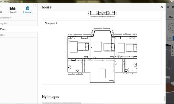 Floor Plan Software Home Summary First