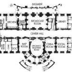 Floor Plan White House Architectural Designs