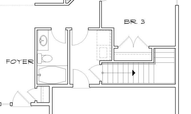 Floor Plans Basement Stairs Middle Quotes