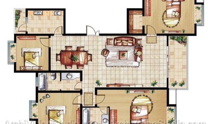 Floor Plans Design Plan