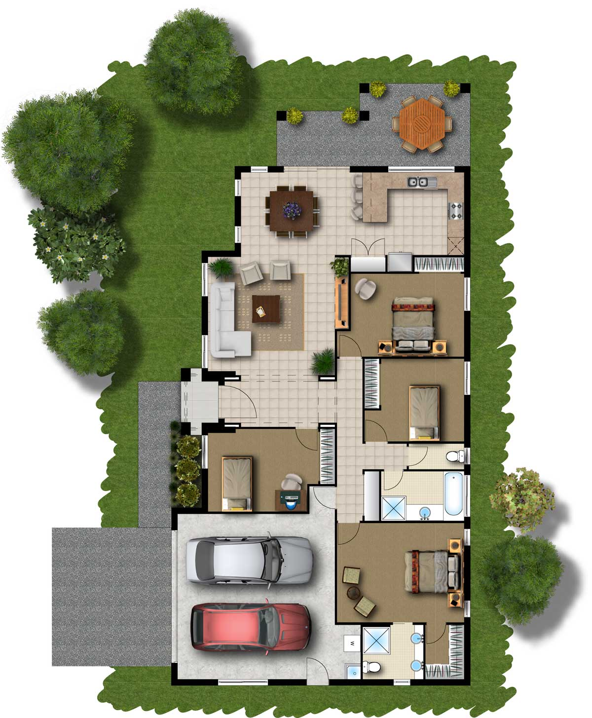 Floor Plans Designs Homes Homesfeed