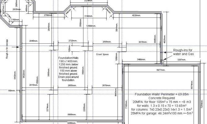 Floor Plans Elevation Hvac Plan