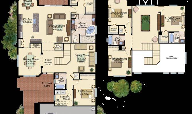 Floor Plans Florida Homes
