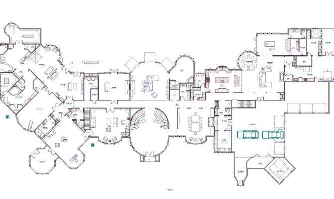 Floor Plans Hotr Reader James Digital Mega Mansion Homes