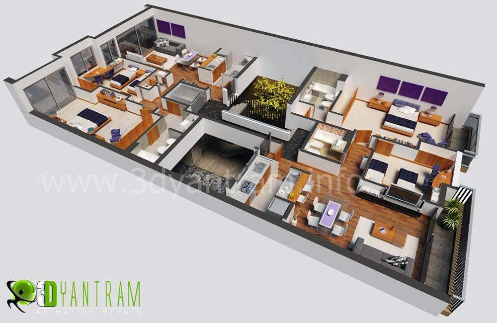 Floor Plans Interactive Design Studio Plan
