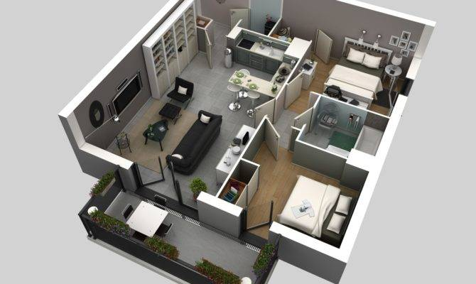 Floor Plans Lay Out Designs Bedroom House
