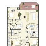 Floor Plans New Condos Augustine Fontana