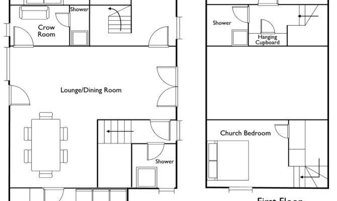 Floor Plans Pole Barn Home