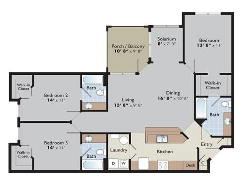 Floor Plans Pricing Arden Place
