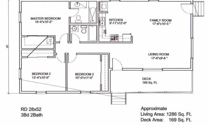 Floor Plans Ranch Style Homes Idea