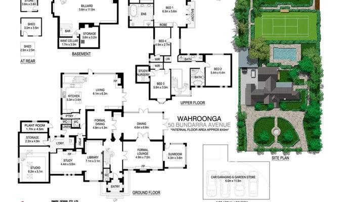 Floor Plans Real Estate Mark Design