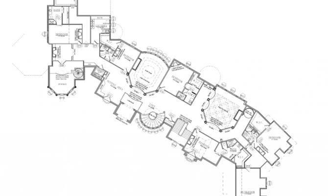 Floor Plans Square Foot Utah Mega Mansion Homes